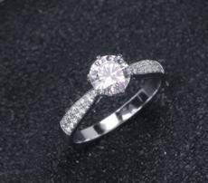 什么叫莫桑钻?能作为结婚戒指吗?