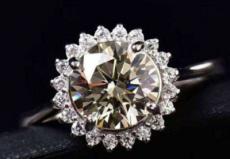 一万几千预算也可以买显钻戒指